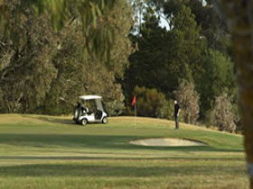 Barossa Valley Golf Club Incorporated - St Kilda Accommodation