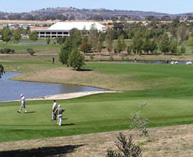 Gungahlin Lakes Golf and Community Club - St Kilda Accommodation