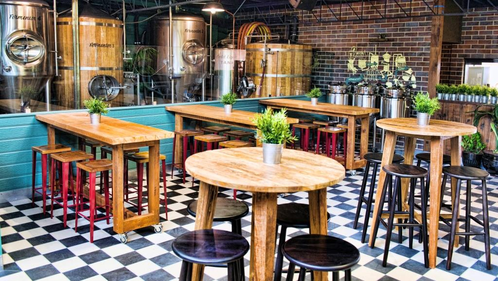 Brisbane Brewing Co. - St Kilda Accommodation