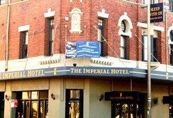 Imperial Hotel - St Kilda Accommodation