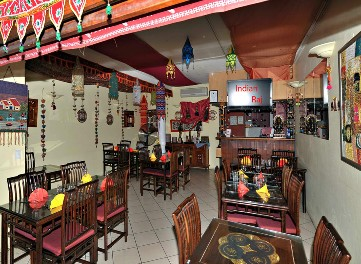 Raj Indian Restaurant - St Kilda Accommodation
