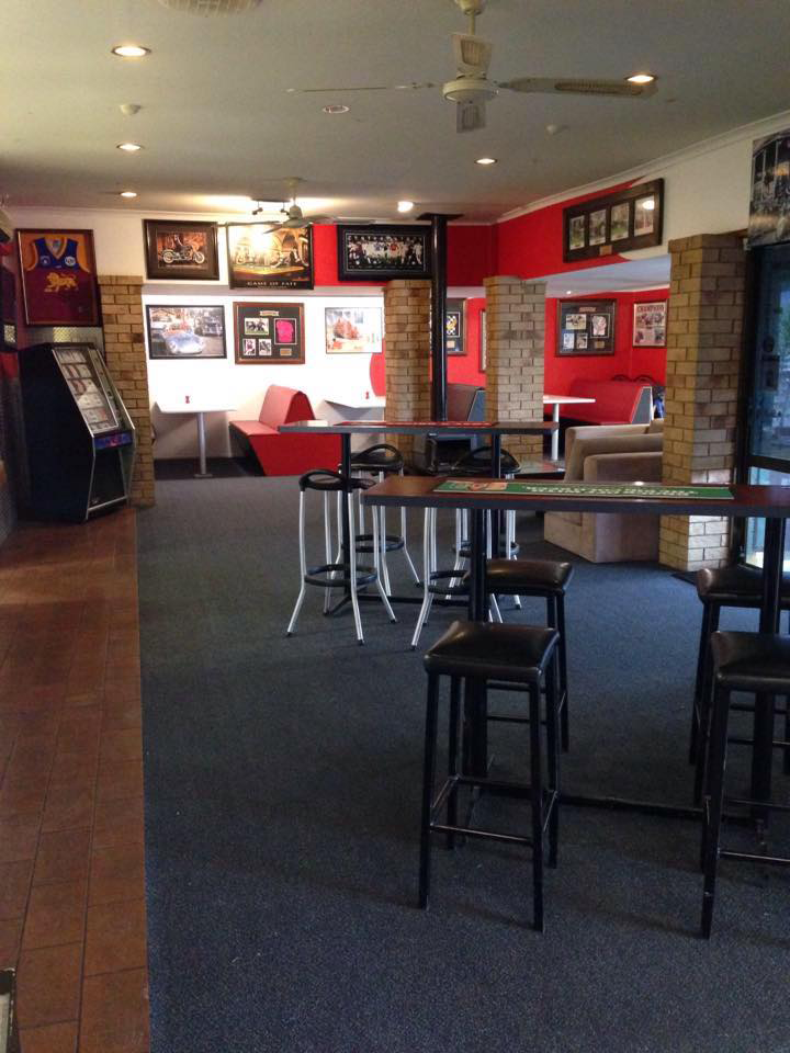 The Back Page Sports Bar  Grill - St Kilda Accommodation