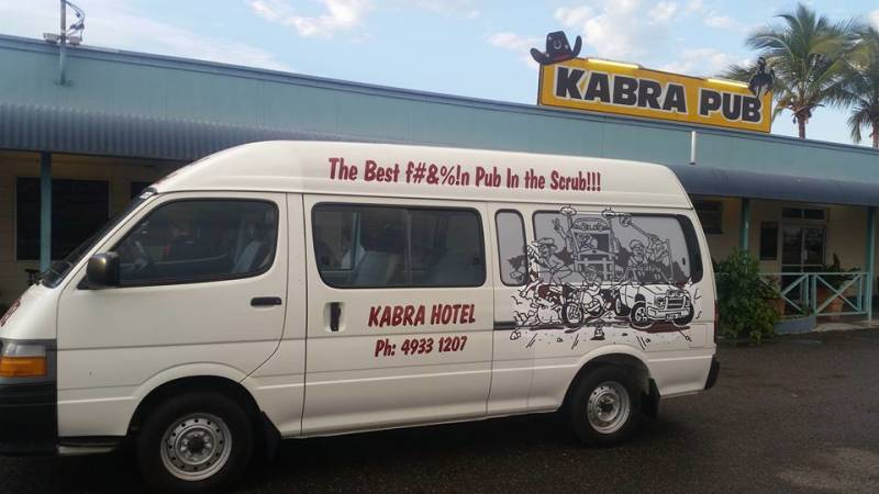 Kabra Hotel - St Kilda Accommodation