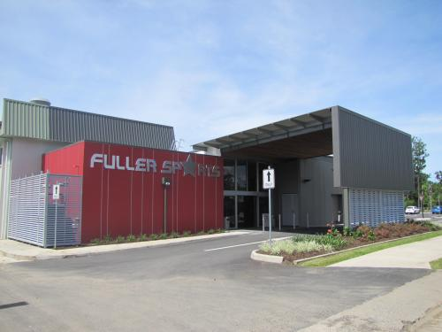 Fuller Sports Club - St Kilda Accommodation