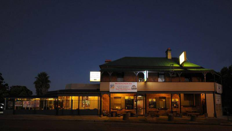 Bushrangers Bar  Brasserie - St Kilda Accommodation