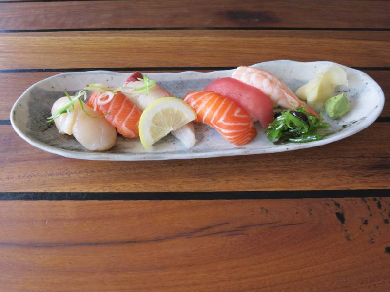 Sabi Sushi Cafe - St Kilda Accommodation