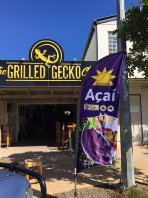 The Grilled Gecko Cafe - St Kilda Accommodation