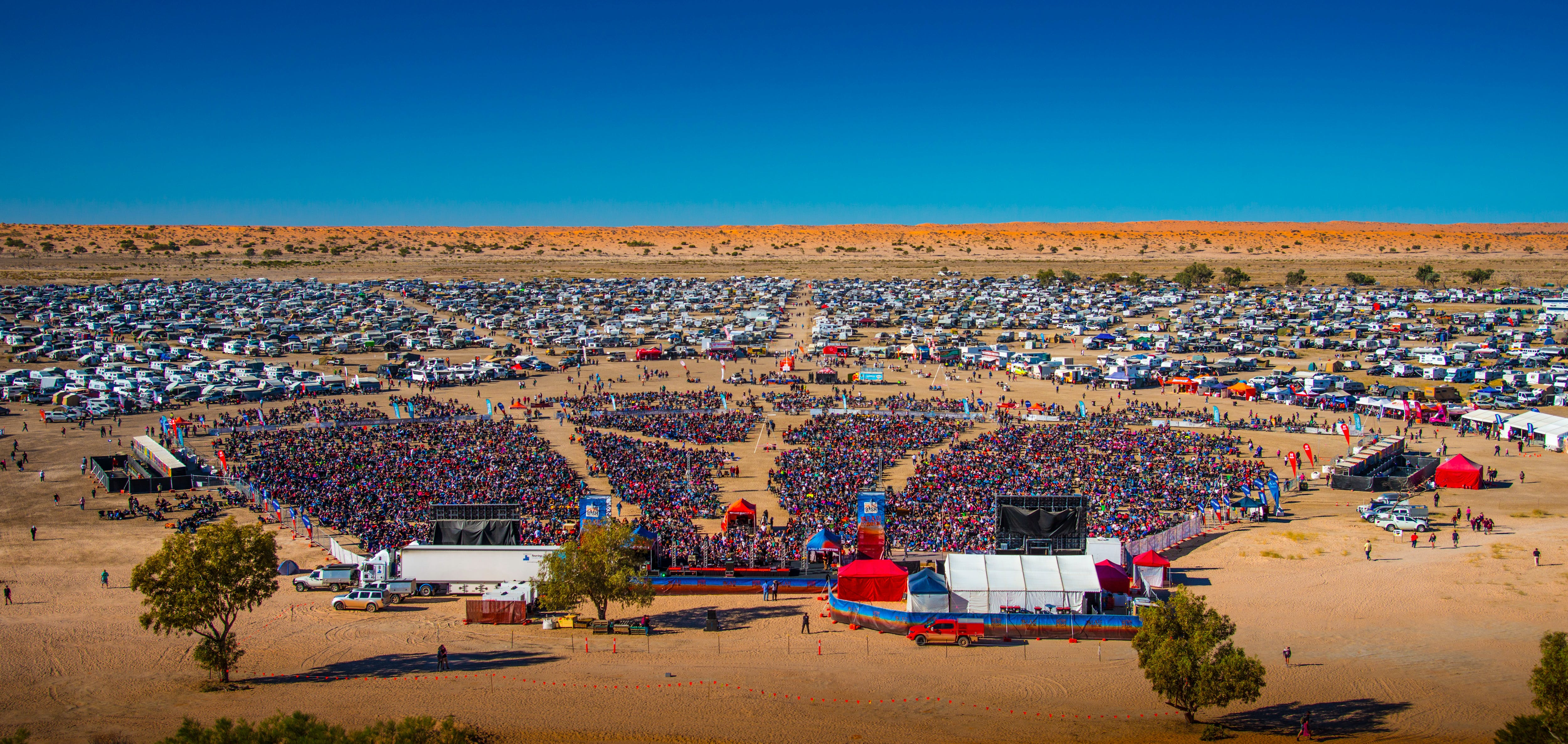 Birdsville Big Red Bash - St Kilda Accommodation