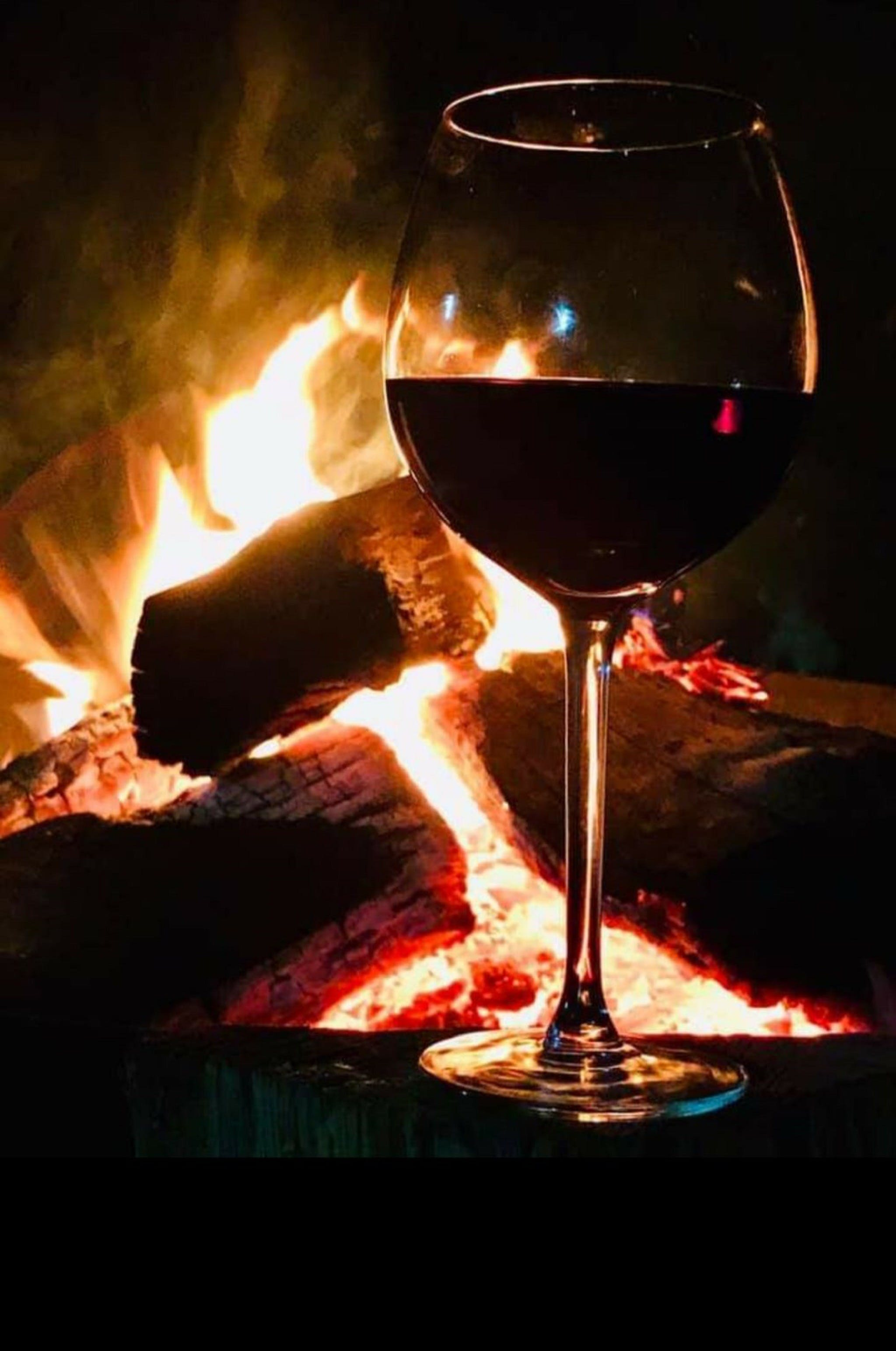Book your Fire Pit at The Oriana - St Kilda Accommodation