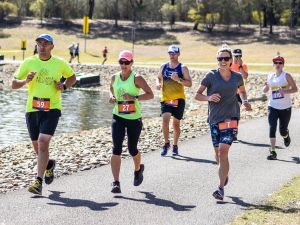 Broken Marathon Canberra - St Kilda Accommodation