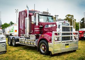 Dane Ballinger Memorial Truck Show - St Kilda Accommodation