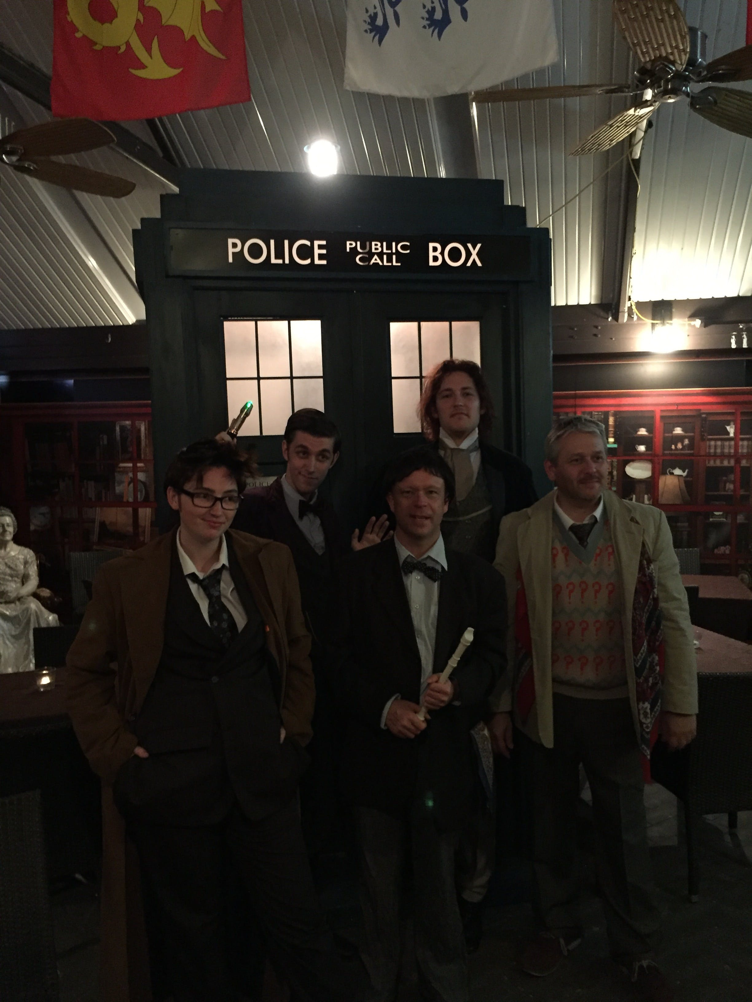 Dr Who Quiz Night - St Kilda Accommodation