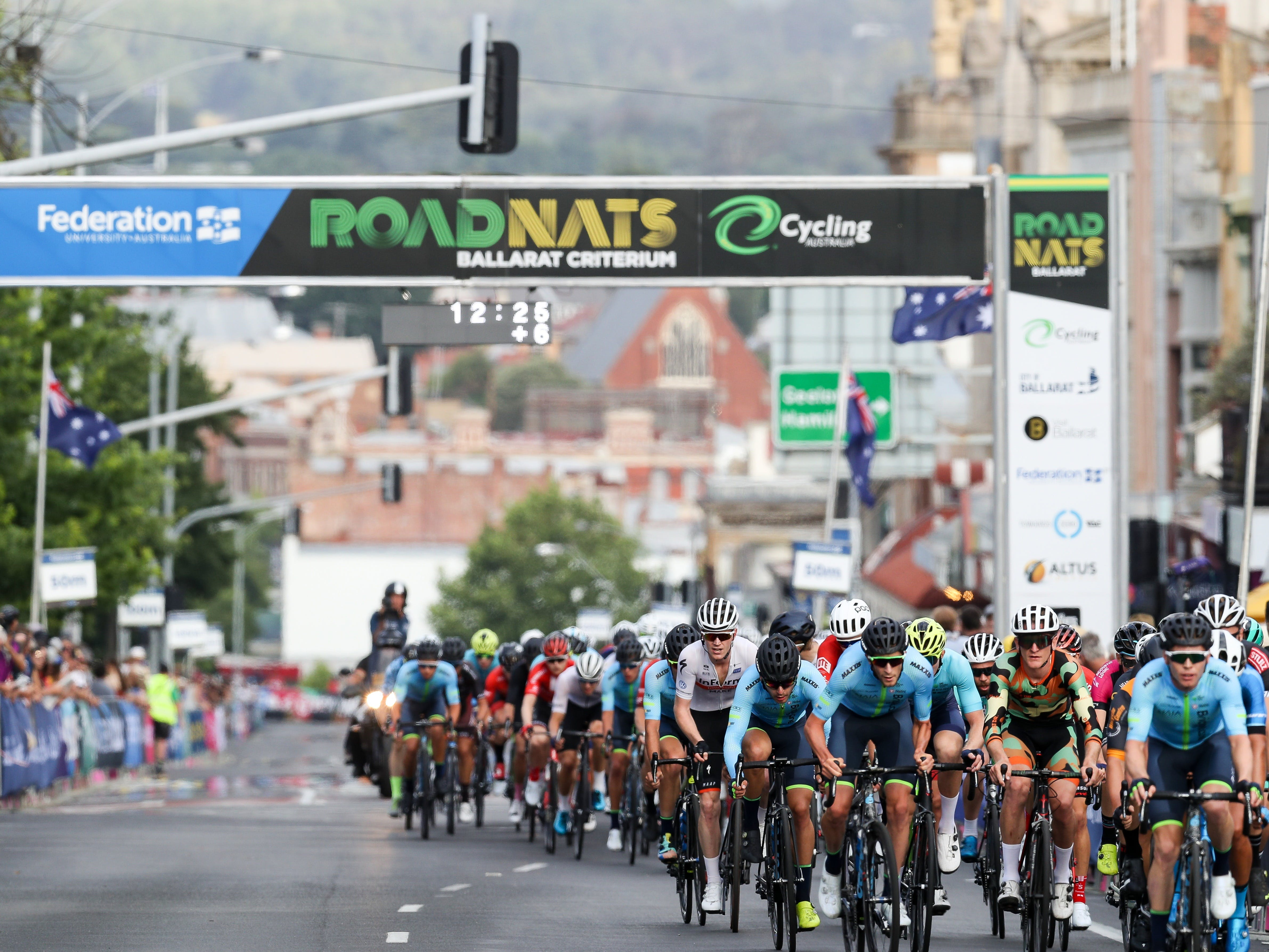 Federation University Criterium National Championships - Ballarat - St Kilda Accommodation