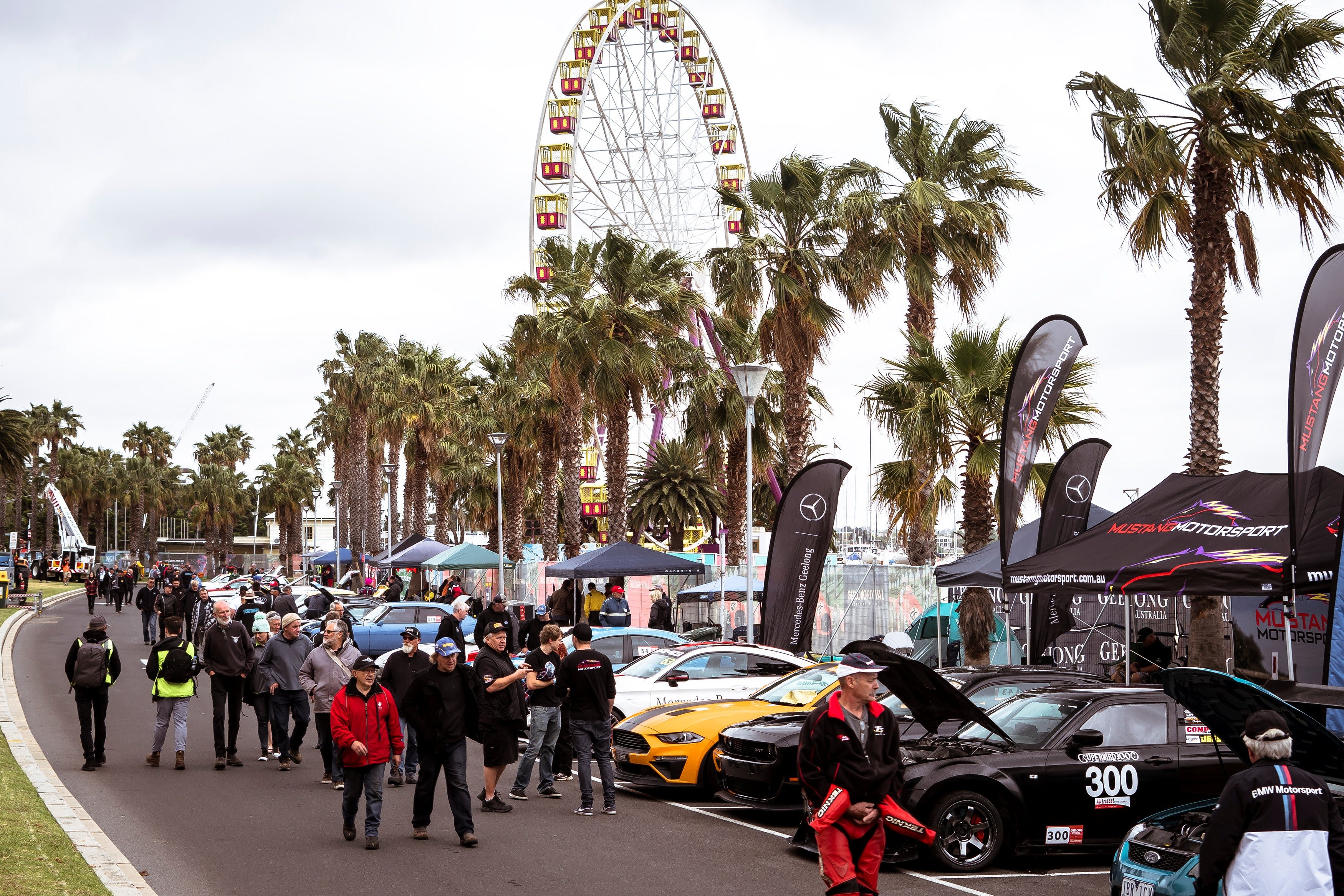 Geelong Revival Motoring Festival - St Kilda Accommodation