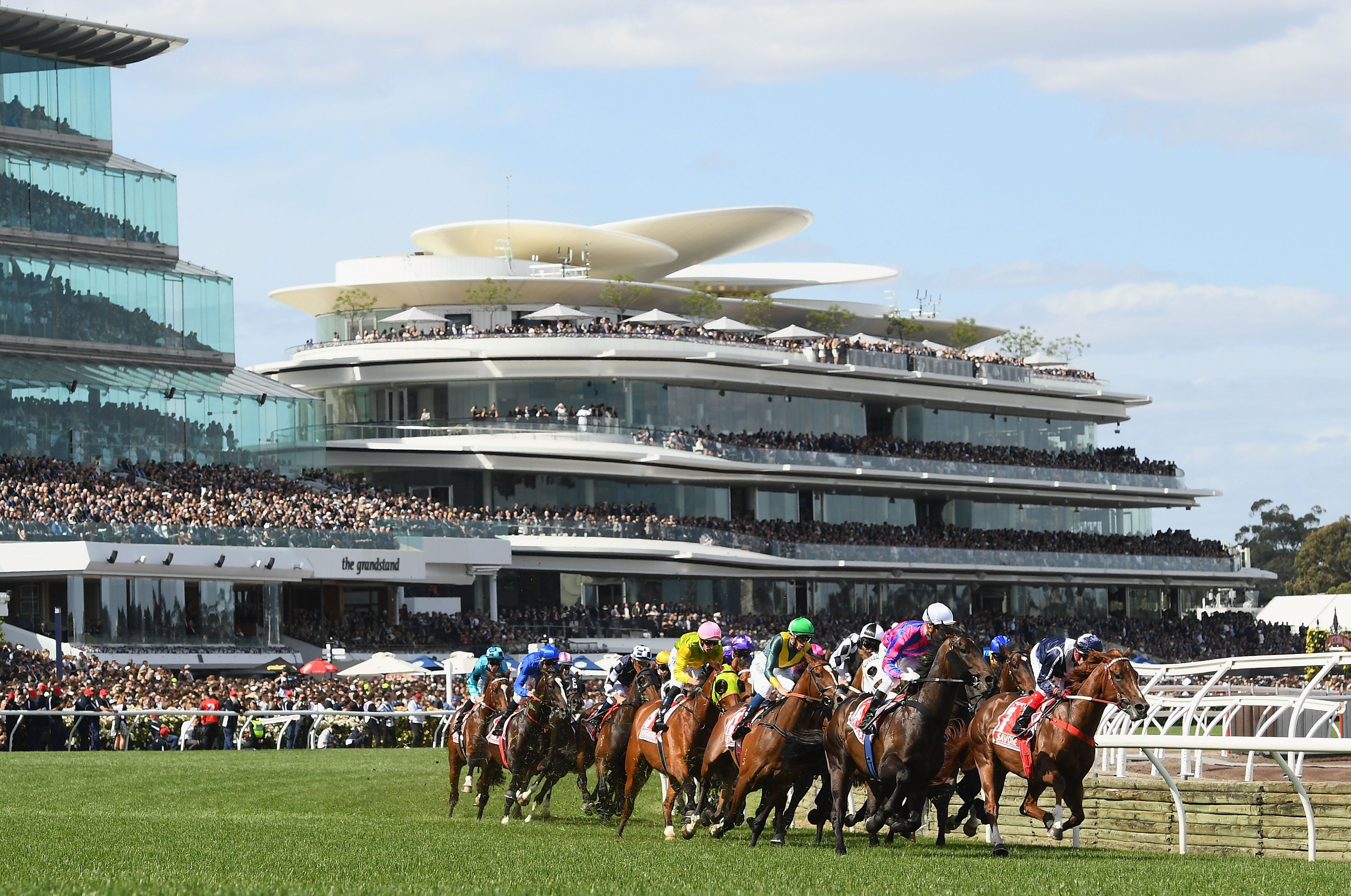 Melbourne Cup Carnival - St Kilda Accommodation