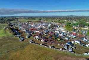Murrumbateman Field Days - St Kilda Accommodation