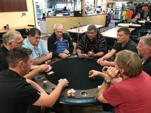 Numurkah Golf and Bowls Club - Poker Wednesday - St Kilda Accommodation