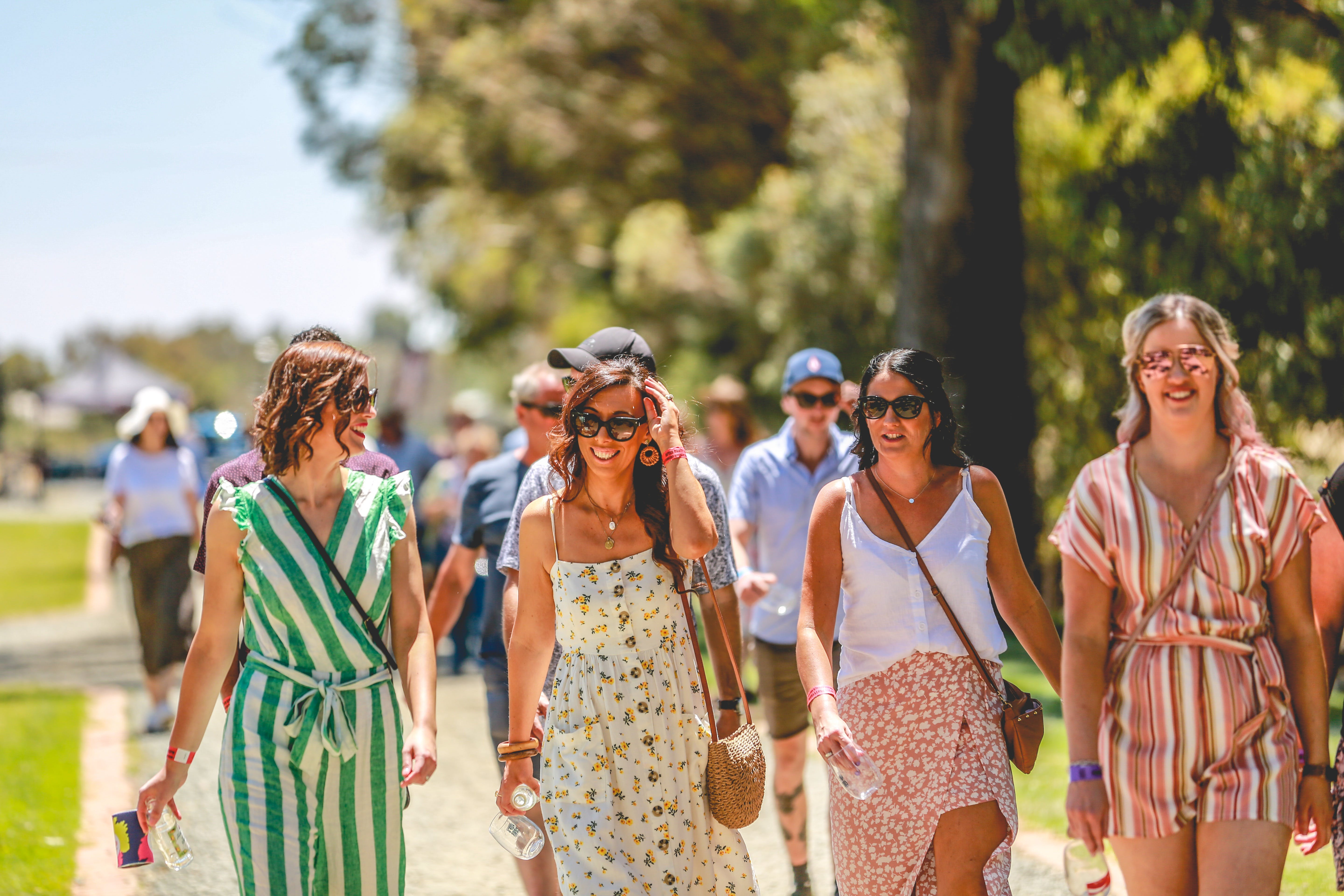 Perricoota Pop and Pour Festival - Echuca Moama - St Kilda Accommodation
