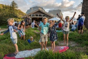 Spring Festival of Lord Howe Island - St Kilda Accommodation