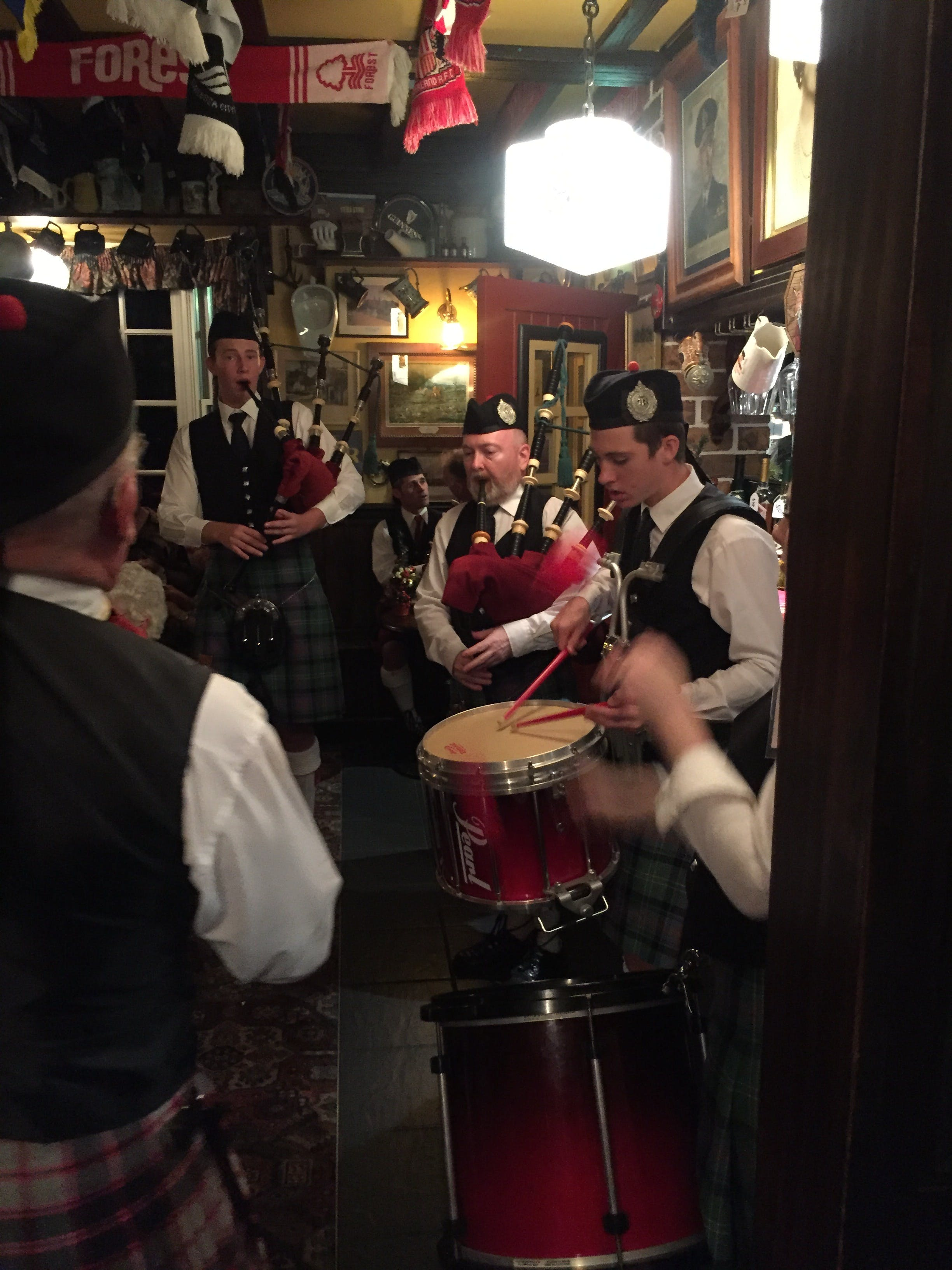 Tennents Tartan Day Tattoo  A Gathering of Clans - St Kilda Accommodation