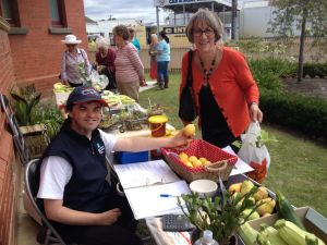Yarram Courthouse Garden Produce Market - St Kilda Accommodation