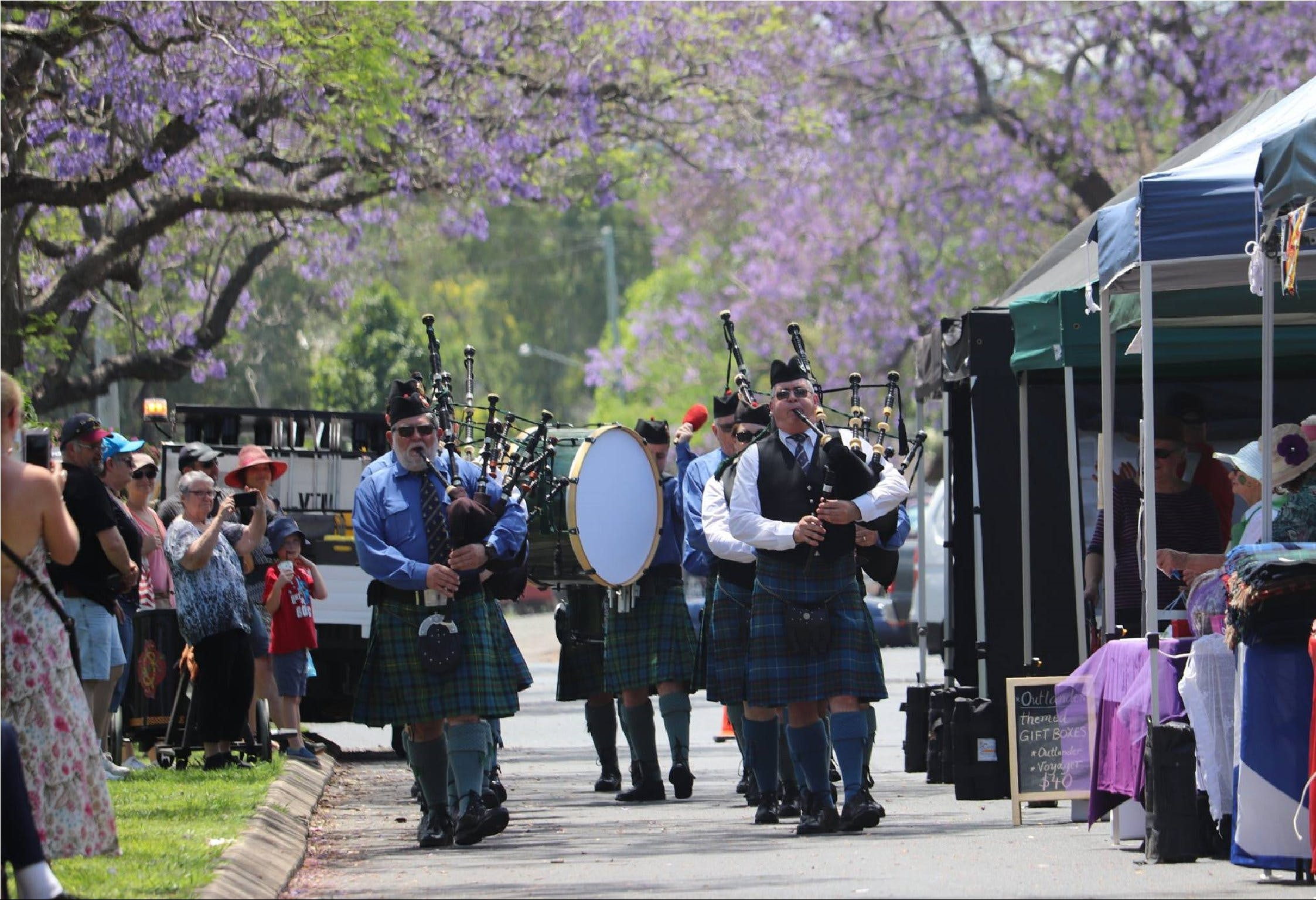 Celtic Festival of Queensland - St Kilda Accommodation