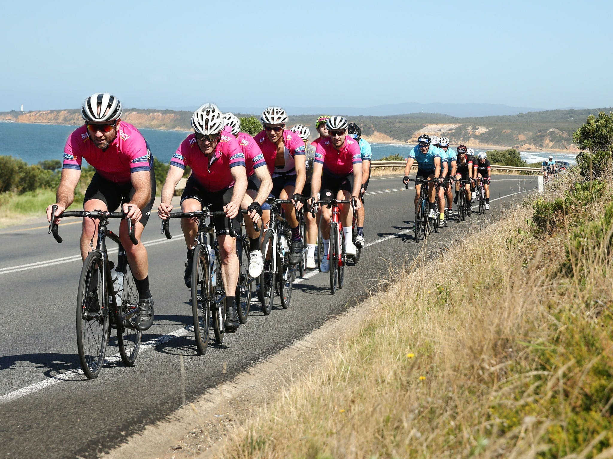 Great Ocean  Otway Classic Ride - St Kilda Accommodation