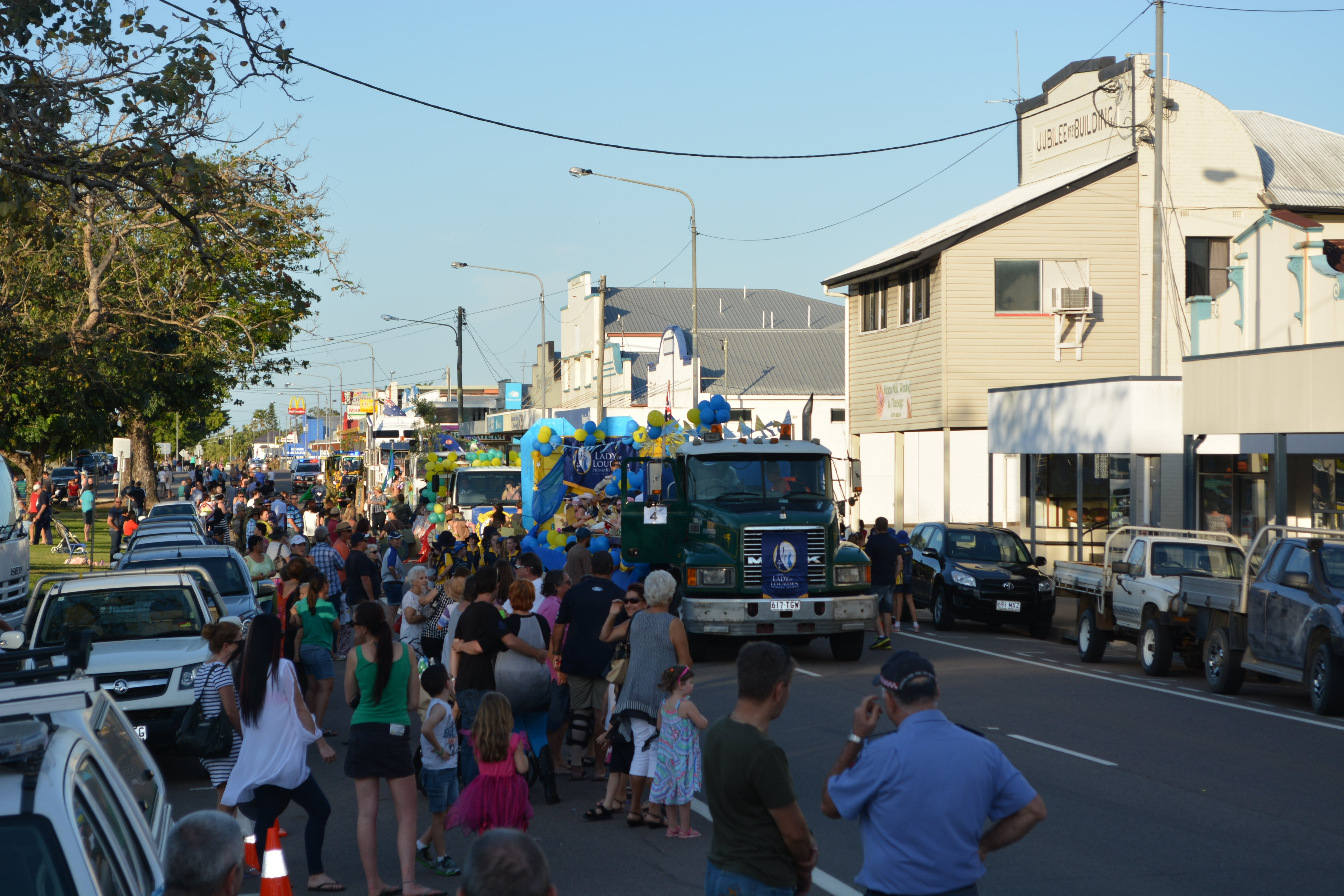 Ingham Maraka Festival - St Kilda Accommodation