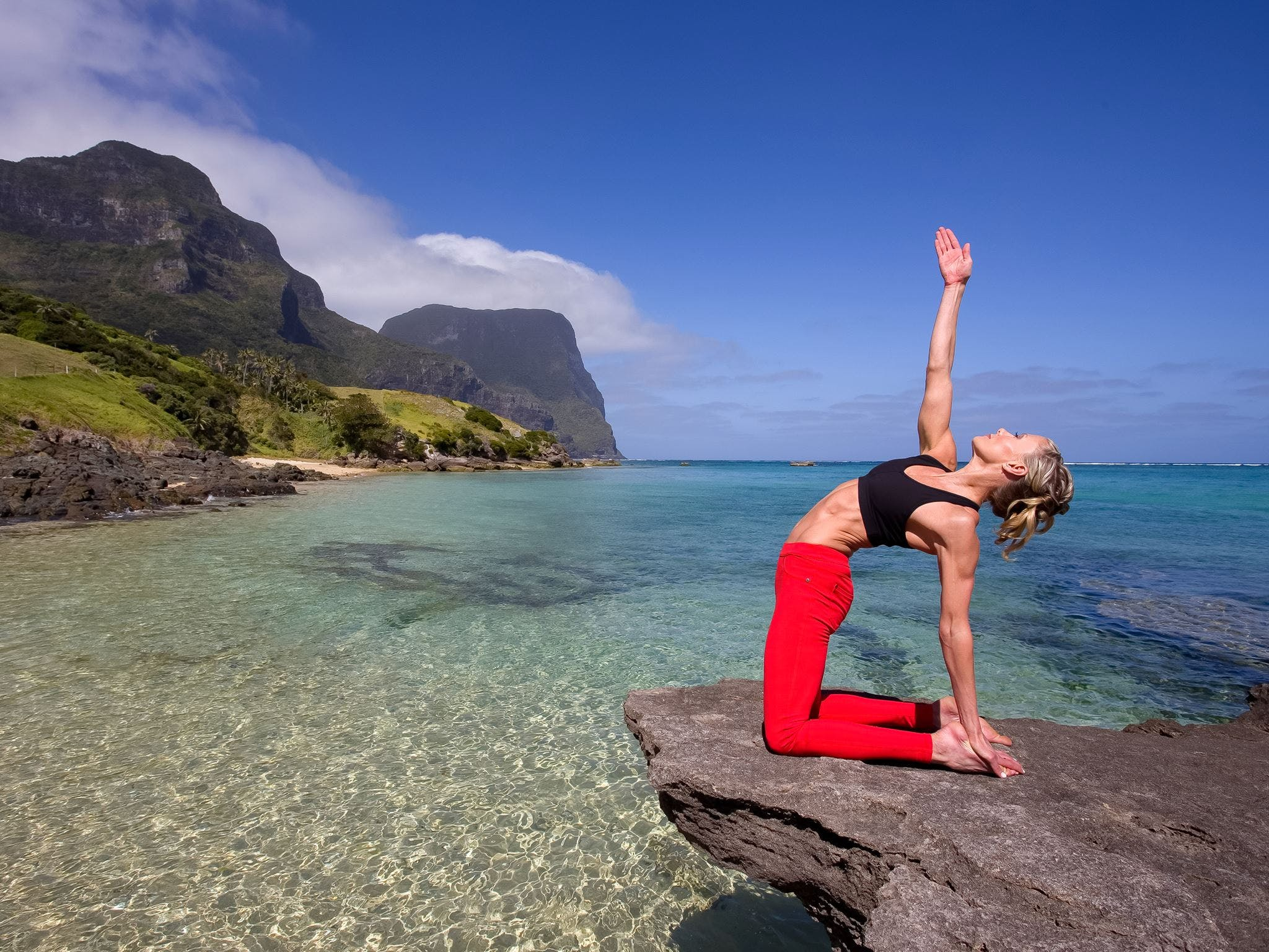Wellness Week with Charlotte Dodson at Pinetrees Lord Howe Island - St Kilda Accommodation
