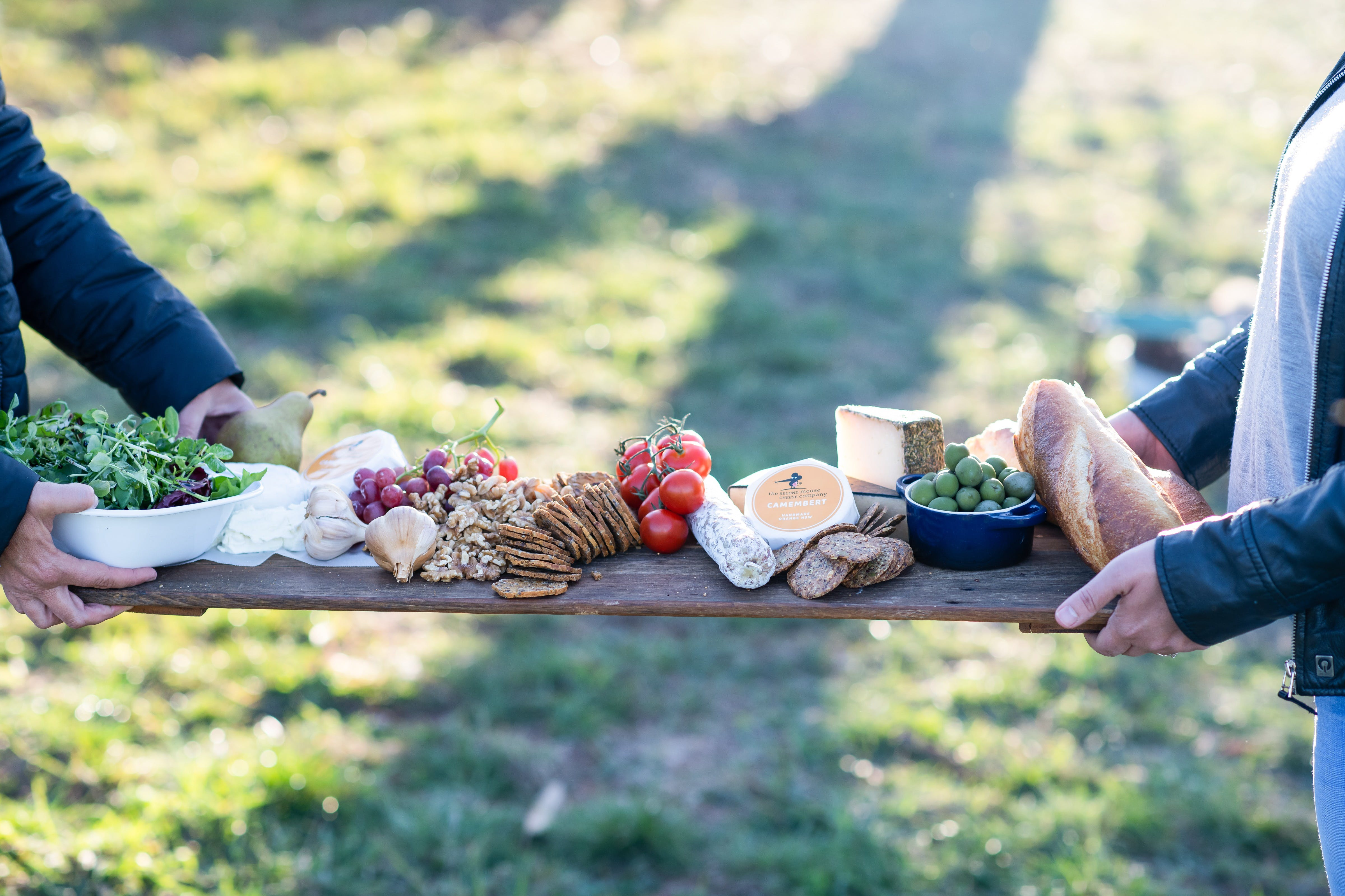 Wine and Cheese. Yes Please - St Kilda Accommodation
