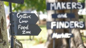 Makers and Finders Market Murwillumbah - St Kilda Accommodation