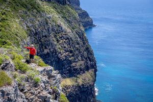 Seven Peaks Walk at Pinetrees Lord Howe Island - St Kilda Accommodation