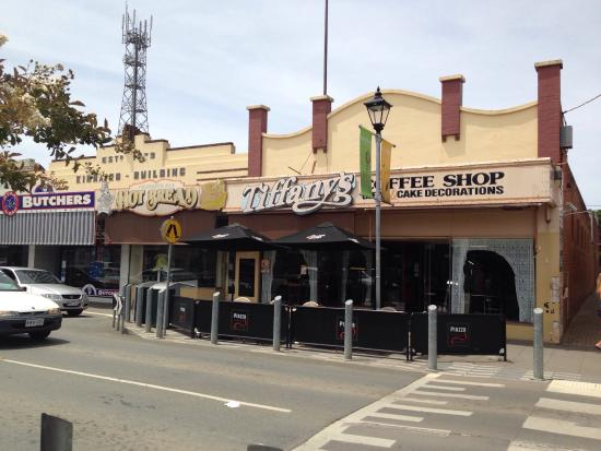 Numurkah Bakery and Tiffany's coffee shop - St Kilda Accommodation