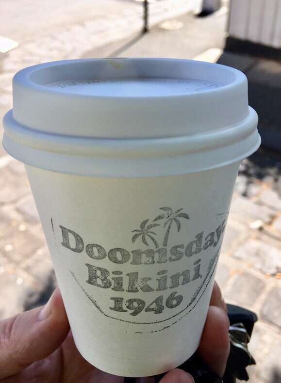 Doomsday Coffee To Go - St Kilda Accommodation