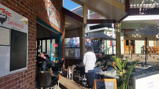 Savannah Coffee Lounge - St Kilda Accommodation