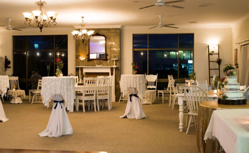 Kanangra Heights Restaurant  Function Centre - St Kilda Accommodation