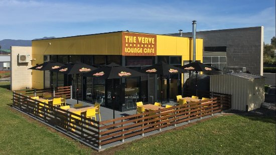 The Verve Lounge Cafe at Old Beach - St Kilda Accommodation