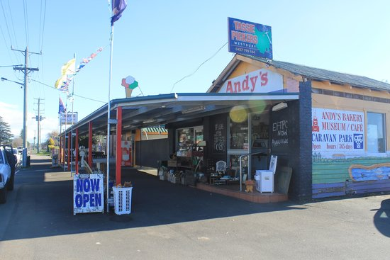 Andy's Bakery and Restaurant - St Kilda Accommodation
