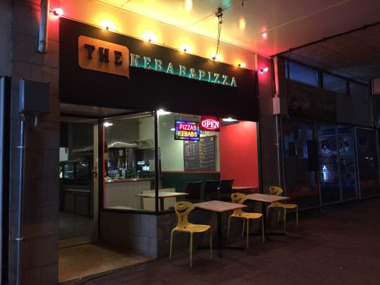 The Kebab  Pizza in Collie - St Kilda Accommodation