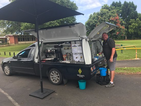 Mister Barista Mobile Coffee - St Kilda Accommodation