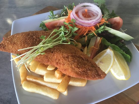 Cedar Park Fish and Chips - St Kilda Accommodation