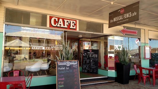 The Musical Fence Cafe - St Kilda Accommodation