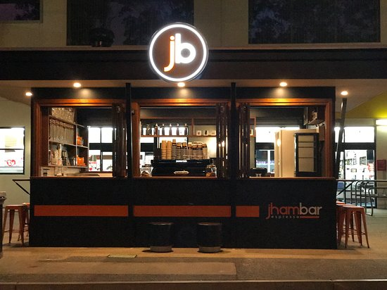 Jham Bar Espresso - St Kilda Accommodation