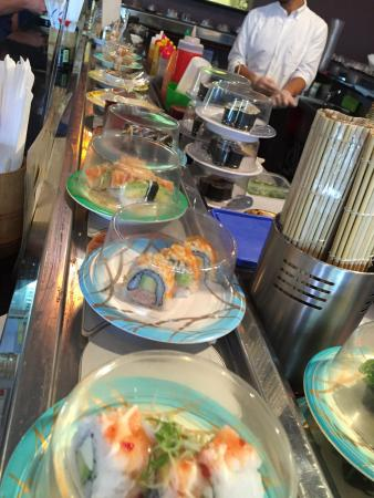 Murbah Sushi - St Kilda Accommodation