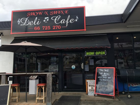 Show  Shine Deli Cafe - St Kilda Accommodation