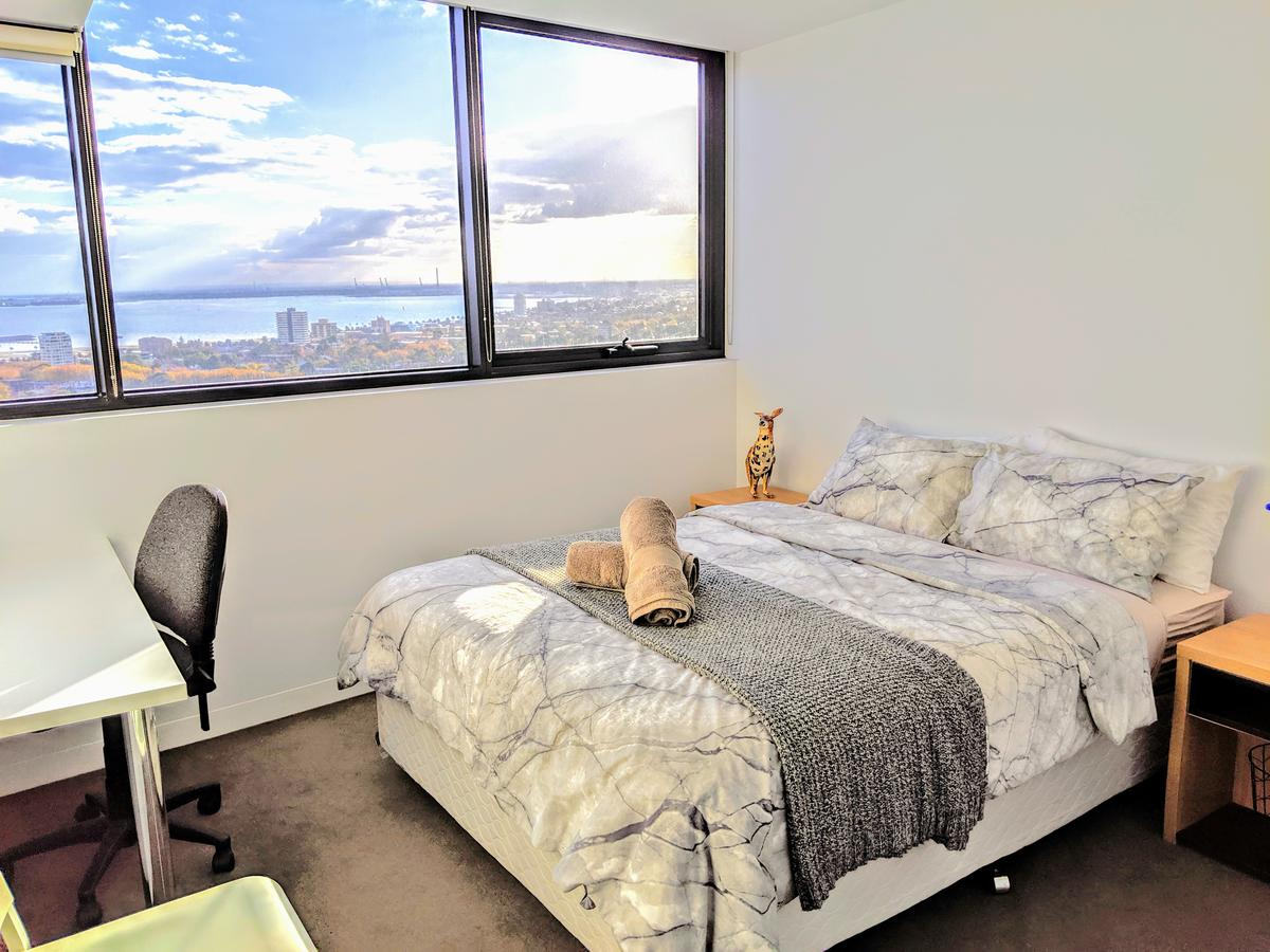 Homestay Ocean View with Gym Sauna St Kilda