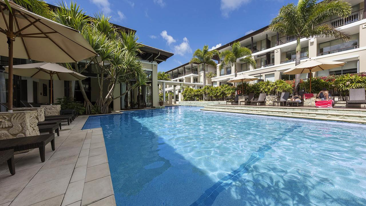Oaks Santai Resort Casuarina - St Kilda Accommodation
