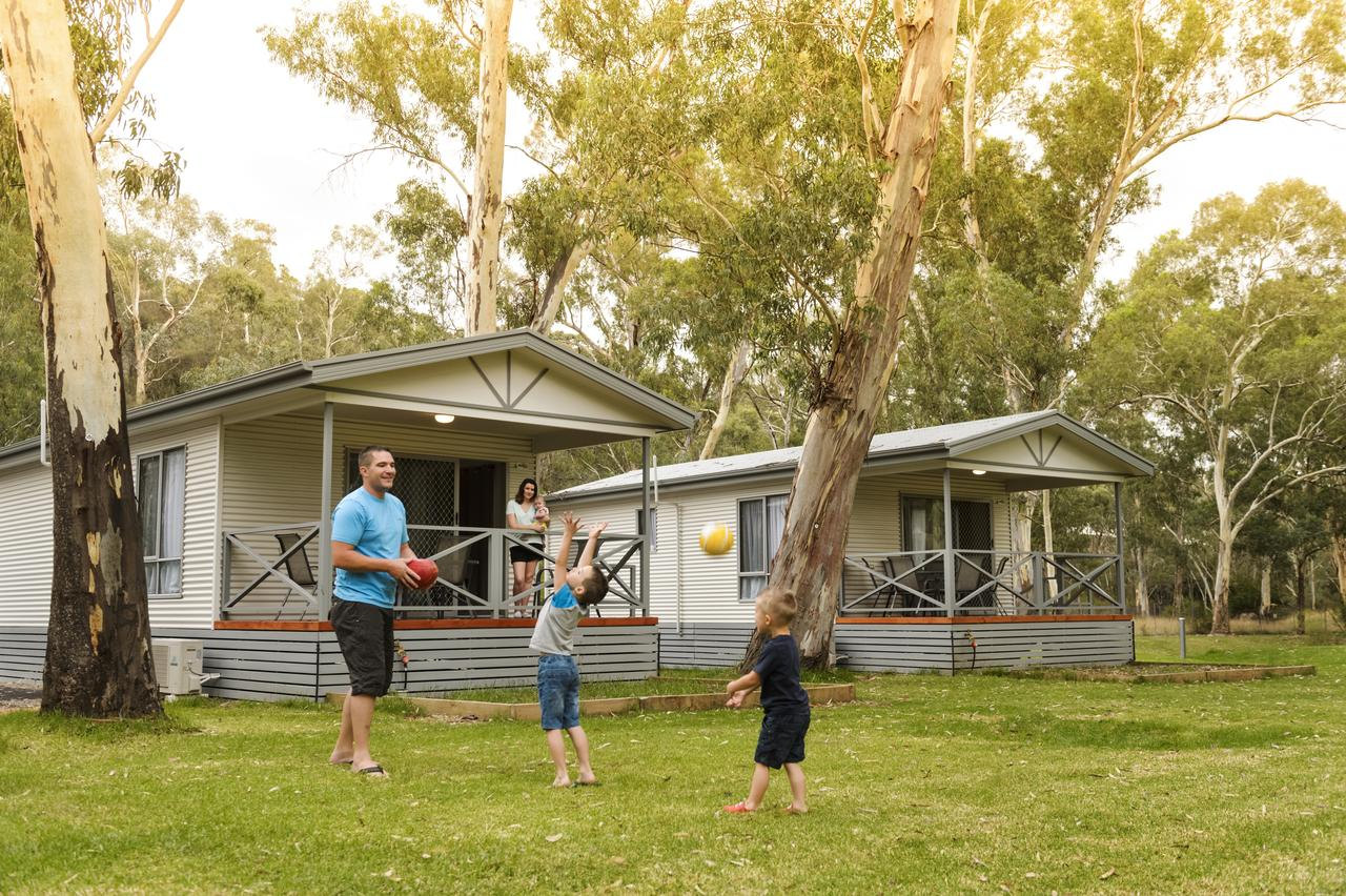 Discovery Parks  Clare - St Kilda Accommodation