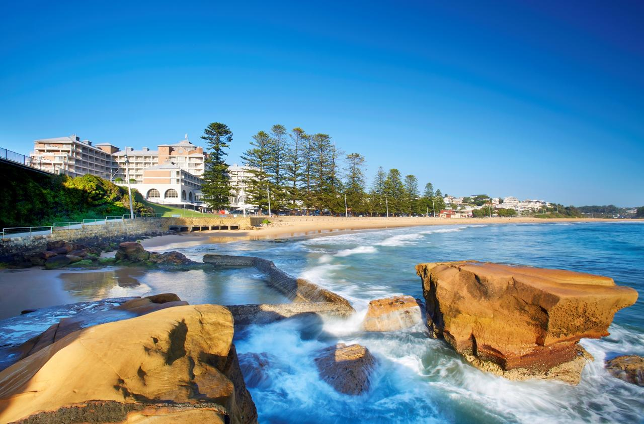 Crowne Plaza Terrigal Pacific - St Kilda Accommodation