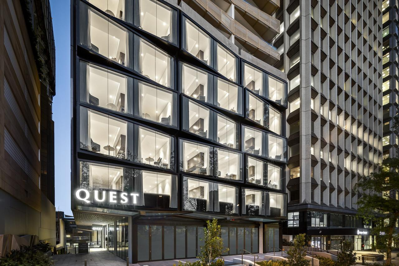 Quest North Sydney - St Kilda Accommodation